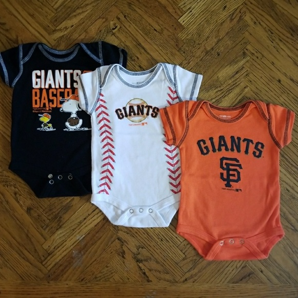 abf0d3076 🔖SF Giants Baseball Baby Onesies 0-3M. M_5a5f8ac0caab44901187e4c6